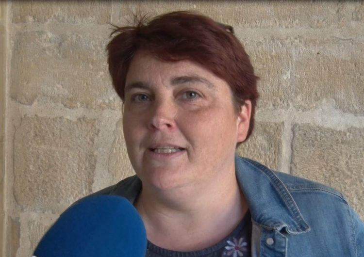 Estefania Rufach, alcaldessa d'Os de Balaguer, entre els candidats per presidir la Diputació de Lleida