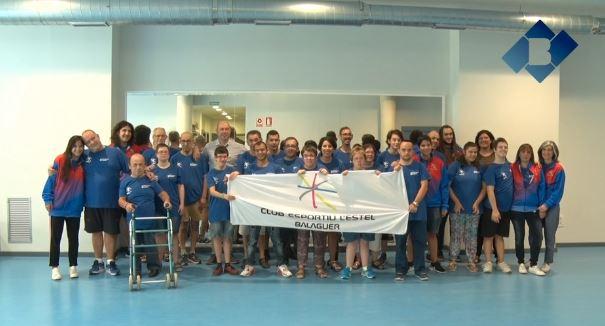El Club Esportiu l'Estel participa als Jocs Special Olympics del 4 al 7 d'octubre