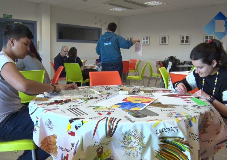L'Associació l'Estel participa en un projecte social del Gargar Festival