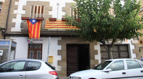 Montgai votarà dijous si el municipi es declara 'territori català lliure i sobirà'