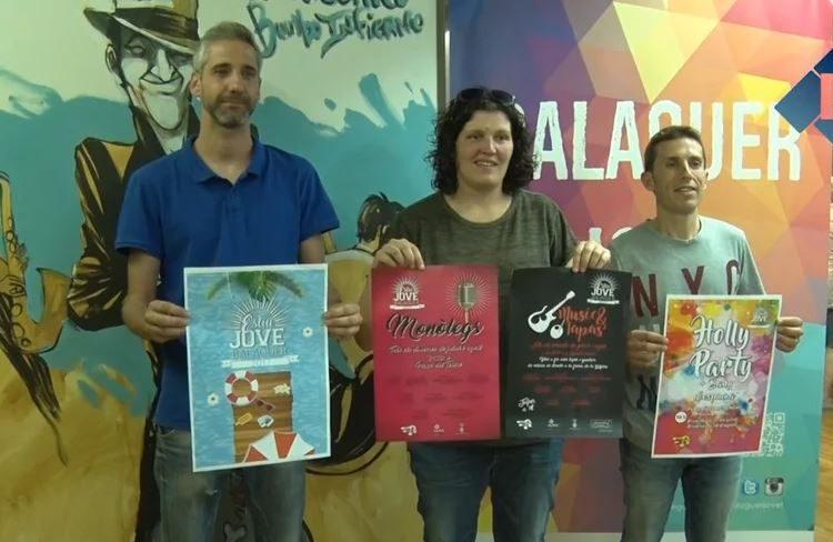"""""""Holly Parties"""", """"Room Escapes"""" i """"Music&Tapas"""", les novetats de les activitats d'estiu a Balaguer"""