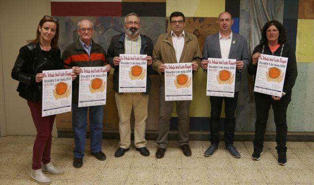 Balaguer, seu de la Trobada Final d'Escoles de Bàsquet de la Representació Territorial de Lleida