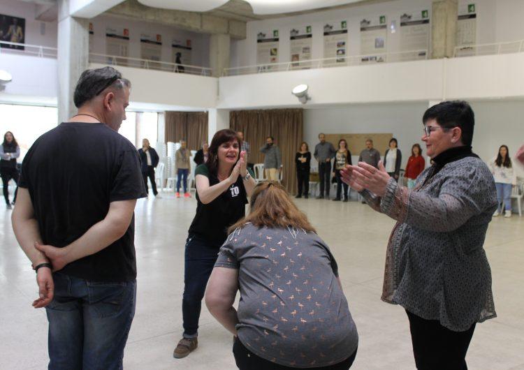 Balaguer acull la trobada anual dels grups 'Amb Experiència Pròpia' per lluitar contra l'estigma de les persones amb trastorn mental