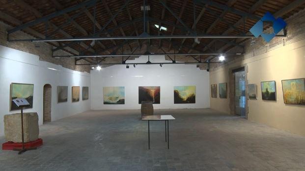 Miguel de Ibarbia exposa 'Paisatges del subconscient' al Castell del Remei