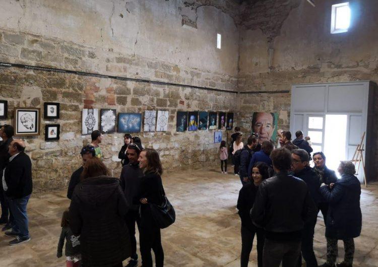 Penelles estrena una nova sala d'exposicions a l'Església Vella