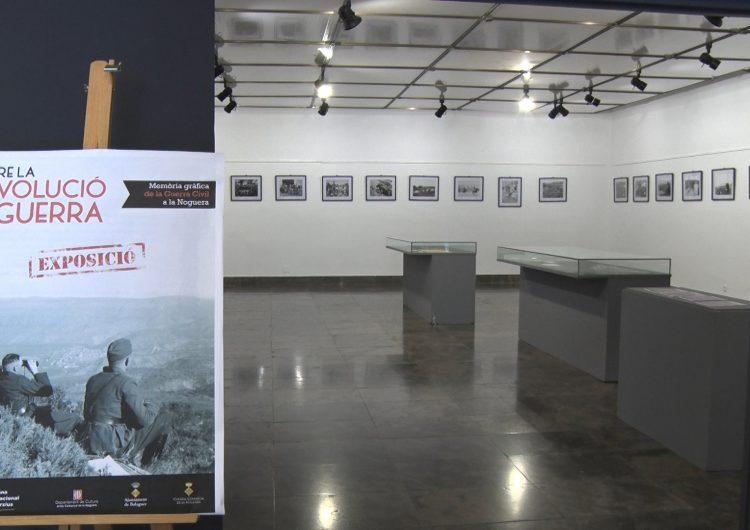 """""""Entre la Revolució i la Guerra"""", un recorregut gràfic de la Guerra Civil a la Noguera"""