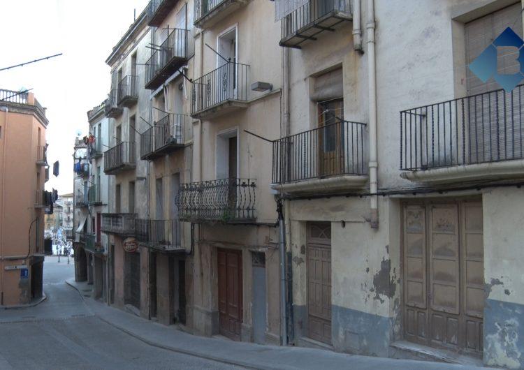 L'Ajuntament de Balaguer rehabilitarà quaranta façanes més del centre històric