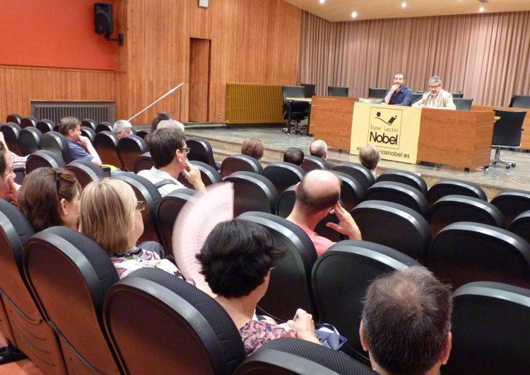 "L'escriptor i periodista Carles Porta presenta ""Fago"" a Balaguer"