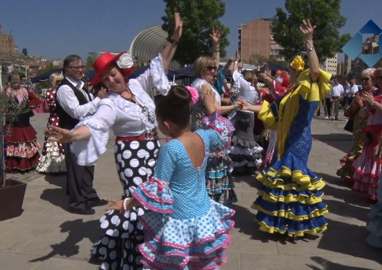 "La Casa d'Andalusia de Balaguer celebra la 4a ""Feria de Abril"""