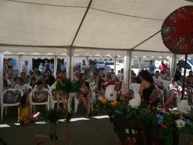 Més de 150 persones a la Festa dels Infants de Vilanova de la Sal