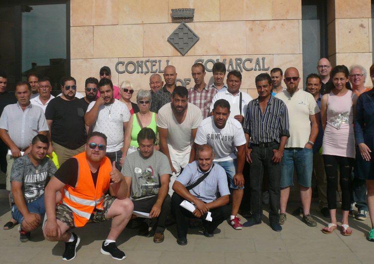 Finalitza el programa Treball i Formació del Consell Comarcal
