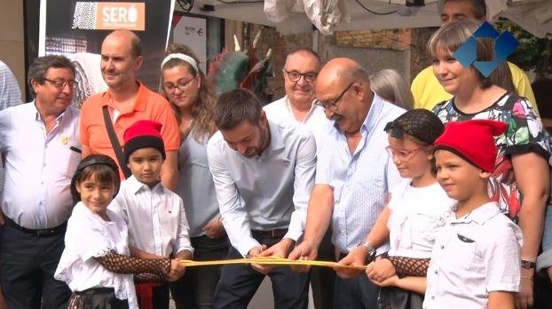 Artesa de Segre celebra la 575a edició de la Fira de Sant Bartomeu