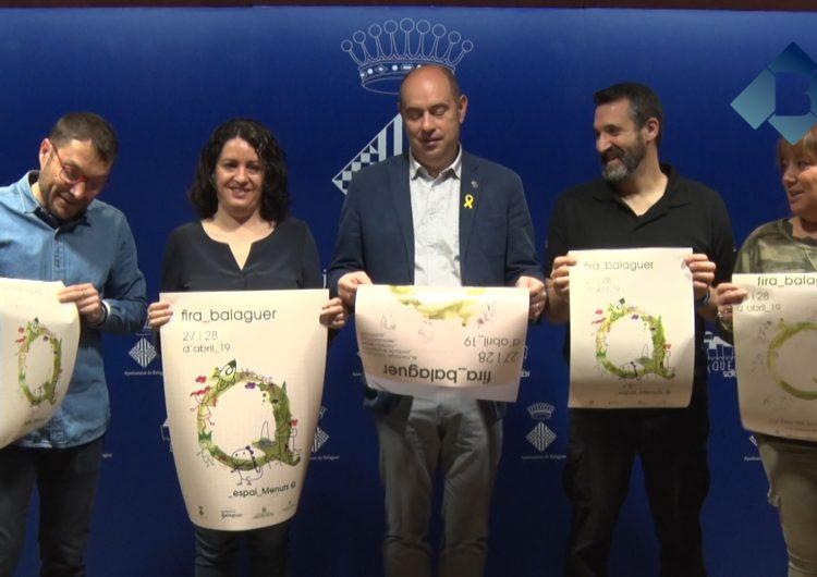 L'Ajuntament de Balaguer presenta una nova edició de la Fira Q