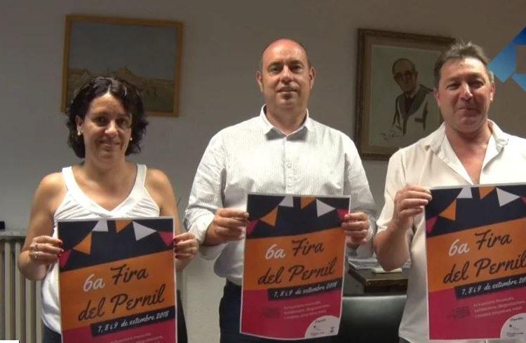 Balaguer celebrarà la 6a Fira del Pernil del 7 al 9 de setembre
