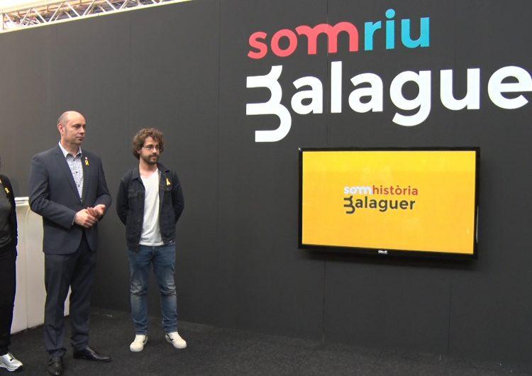 Comença Fira Q Balaguer amb la presentació d'una nova imatge turística de ciutat