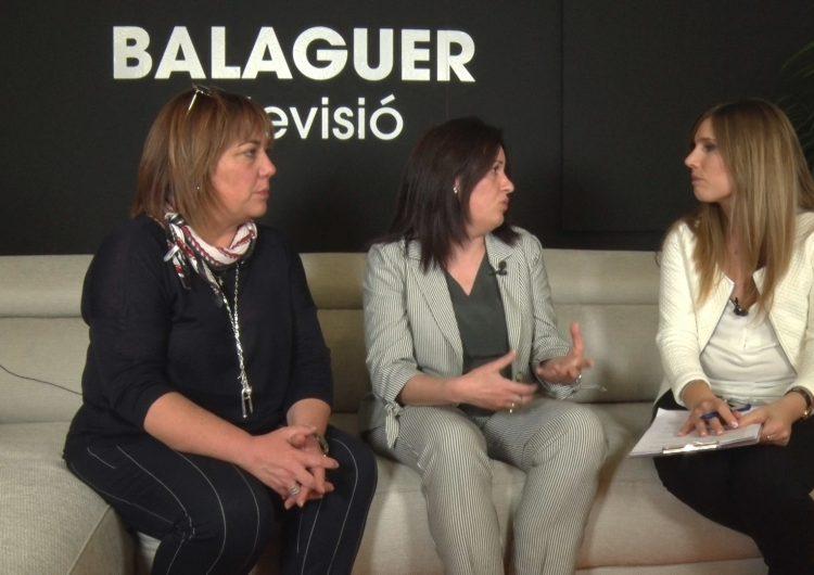 Fira Q 2019: Entrevista a Ester Guarné, regidora de Fires i Festes i Antonieta Martínez, directora de Fira Q