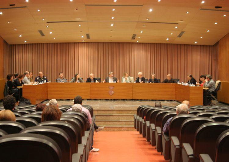 La sobirania fiscal i la delegació del govern espanyol, a debat al ple de Balaguer