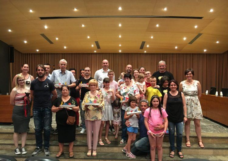 """Balaguer lliura els guardons del primer concurs """"Flors als balcons"""""""
