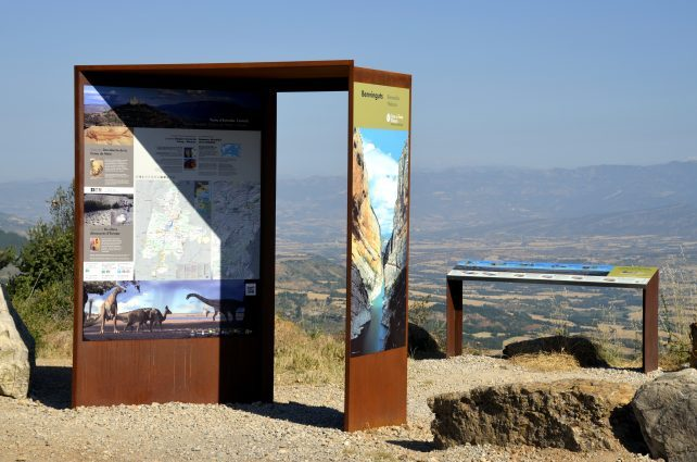 La UNESCO declara la Conca de Tremp i el Montsec Geoparc Mundial