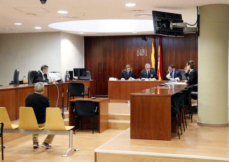 Absolen l'acusat de violar la filla de la seva cosina a Balaguer perquè consideren que les relacions van ser consentides