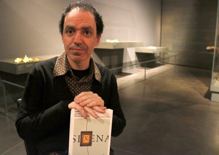 """Francesc Canosa: """"el cas Sixena és la gran resurrecció de la terra ferma"""""""