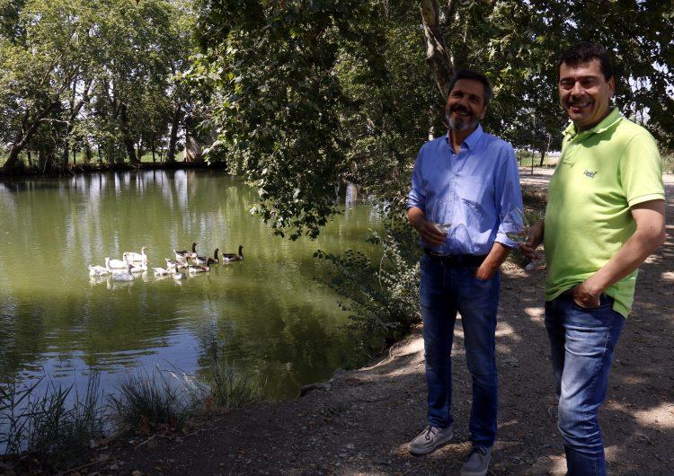 La finca Castell del Remei introdueix espècies d'aus per reforçar la biodiversitat i el projecte de vinya ecològica