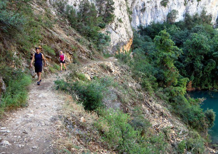 Mor un excursionista al congost de Mont-rebei