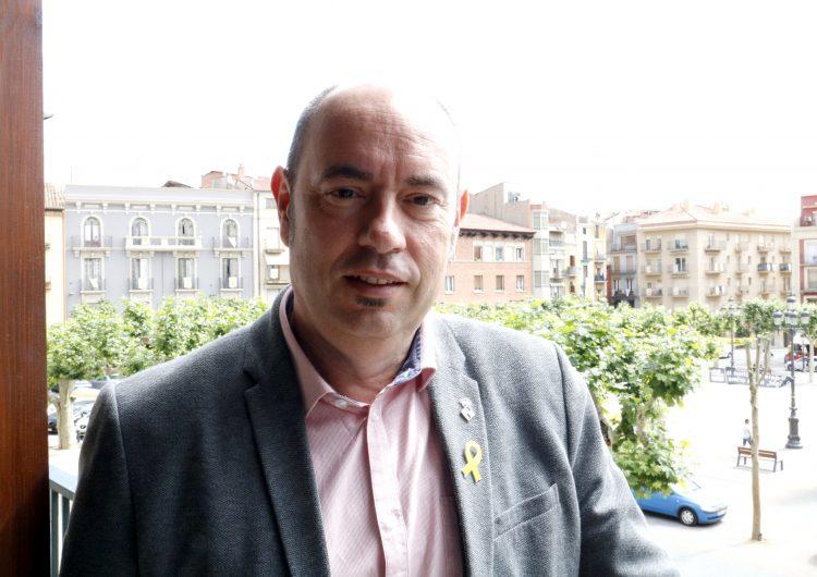 """Jordi Ignasi Vidal: """"La majoria absoluta d'ERC a Balaguer permetrà avançar sense el bloqueig """"injustificat"""" d'alguns partits"""""""
