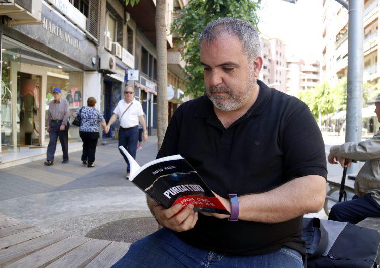 David Marín combina a 'Purgatori' una història de bruixes del Pallars amb una trama policial entre Lleida i Balaguer