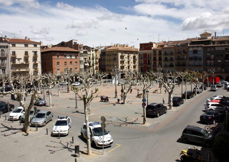 Resolt el debat de la plaça porticada més gran de Catalunya