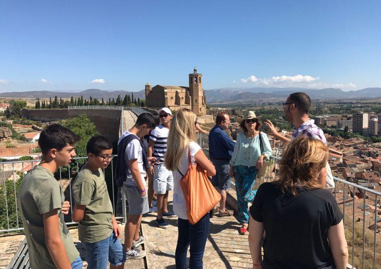 Balaguer comptarà aquest estiu amb free-tours turístics a la fresca