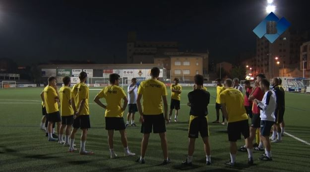 El Club Futbol Balaguer buscarà la segona victòria a Igualada