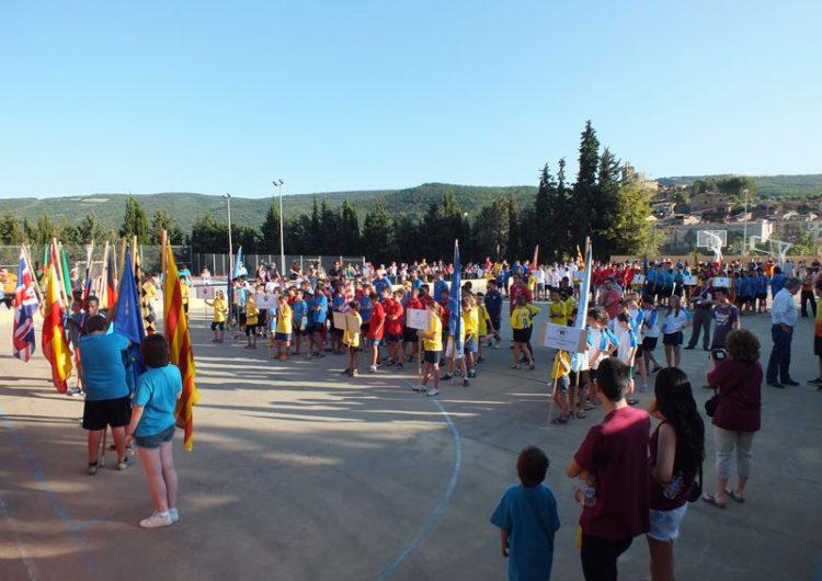 Comença el Torneig Internacional de Futbol Sala Àger Balaguer i Os