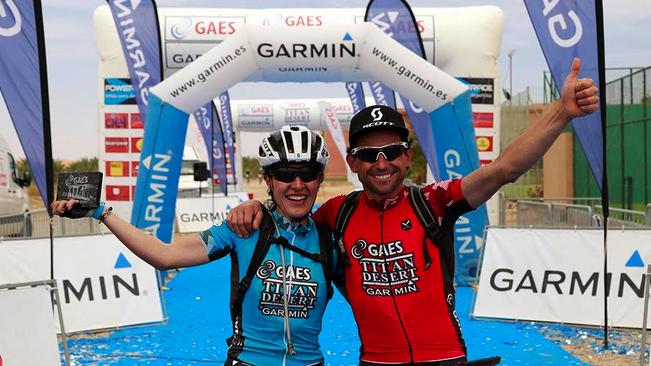 La pontsicana Ramona Gabriel guanya la Titan Desert 2018