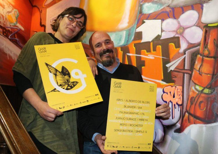 Penelles superarà el centenar de murals amb la quarta edició del Gargar Festival