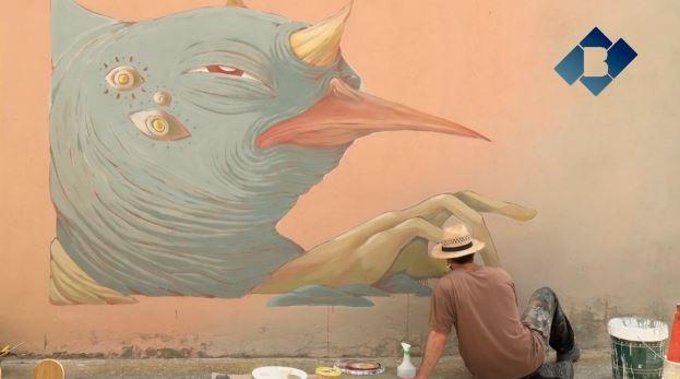 Penelles celebra la 3a edició del Festival de murals i art rural 'GarGar'