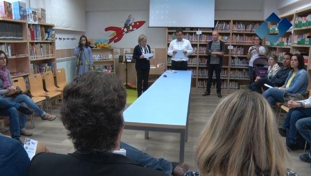 L'Escola Gaspar de Portolà presenta 'Gaspart School', un nou projecte per treballar l'art amb els seus alumnes