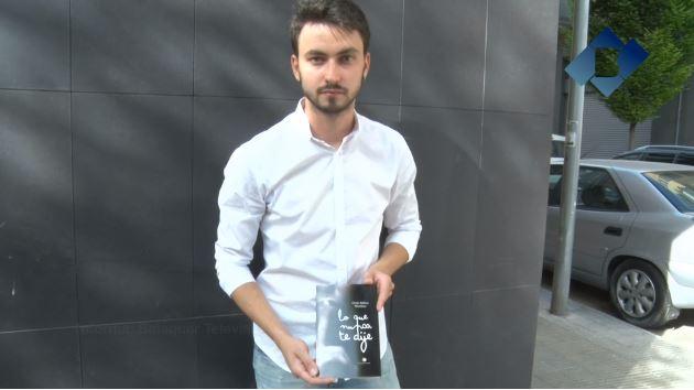 El balaguerí Genís Bellver publica un llibre de poesia