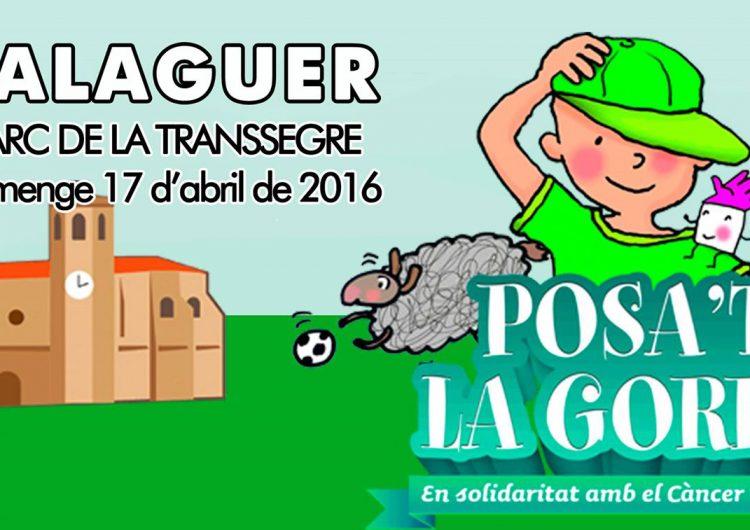 """Més de 6.000 gorres venudes per la 1a edició de la festa """"Posa't la Gorra"""" en solidaritat amb el càncer infantil"""