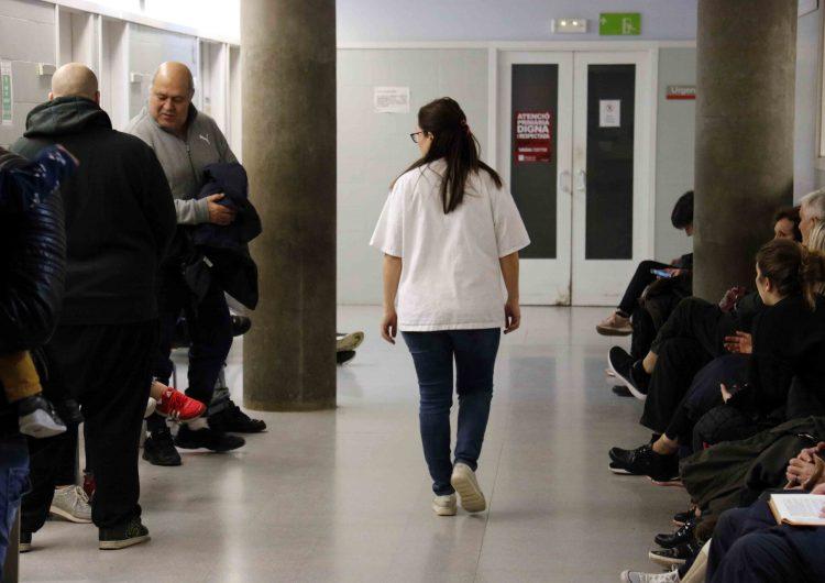 La grip a Catalunya ja arriba a nivells d'epidèmia