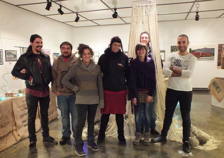 Joves creadors exposen a Balaguer