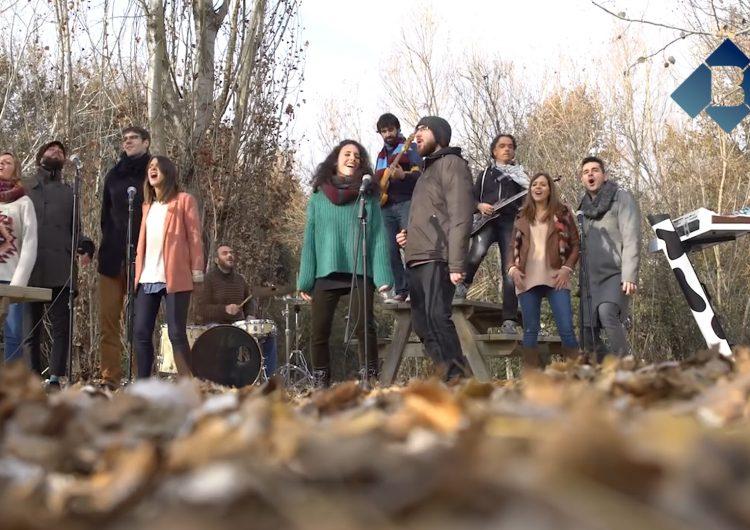 """Artistes balaguerins participen del projecte musical, intercultural i solidari """"A la guerra, res!"""""""