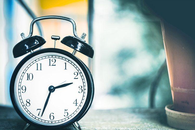 La matinada d'aquest diumenge s'avança una hora el rellotge per l'horari d'estiu