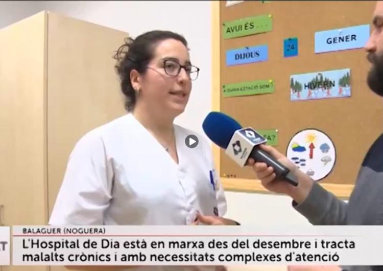 Connecti.cat: Balaguer estrena Hospital de Dia