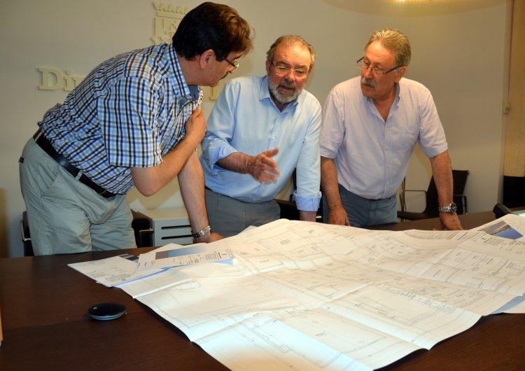 La construcció del nou Hospital Veterinari de Torrelameu s'inciarà en un mes