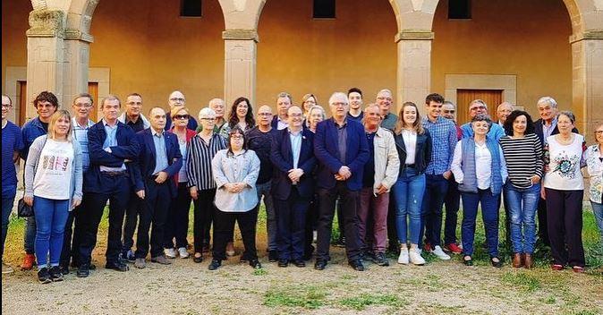 Miquel Iceta presideix l'acte de campanya de les candidatures del PSC a la Noguera