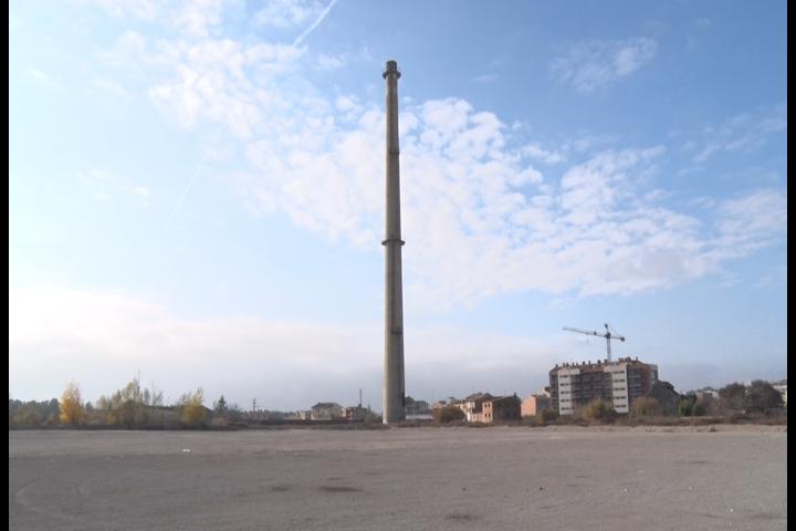 La xemeneia d'Inpacsa de Balaguer es convertirà en un centre de comunicacions