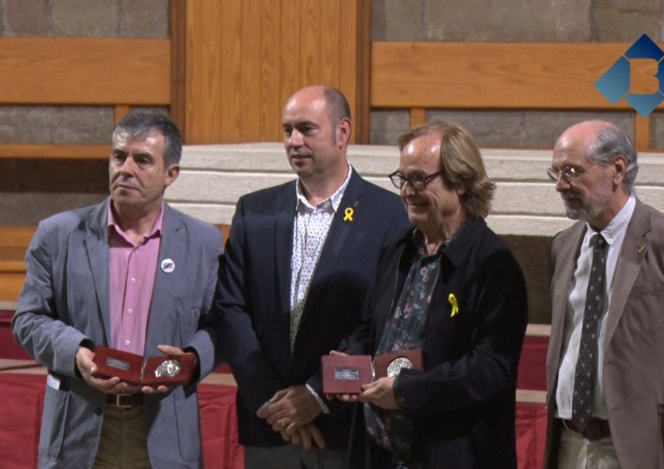 El Museu de Lleida i Ventura Pons, 29è Premi Jaume d'Urgell de Balaguer