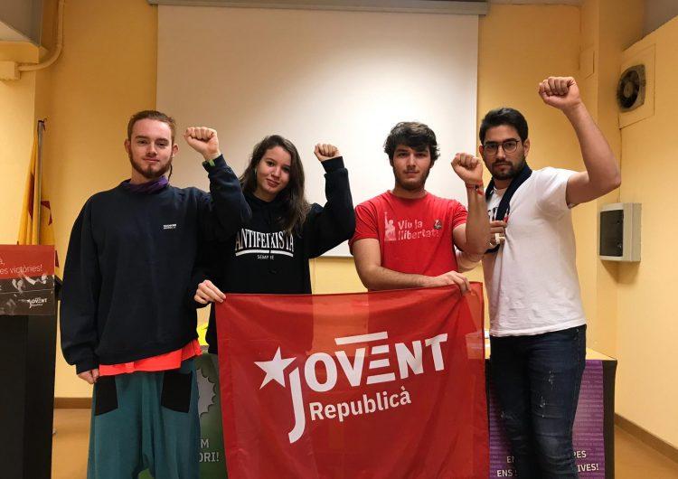 El Jovent Republicà de Balaguer escull Kevin Domínguez com a cap de llista de les eleccions municipals