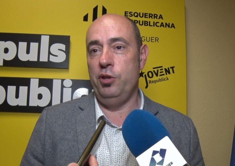 Jordi Ignasi Vidal valora el resultat històric d'ERC a Balaguer